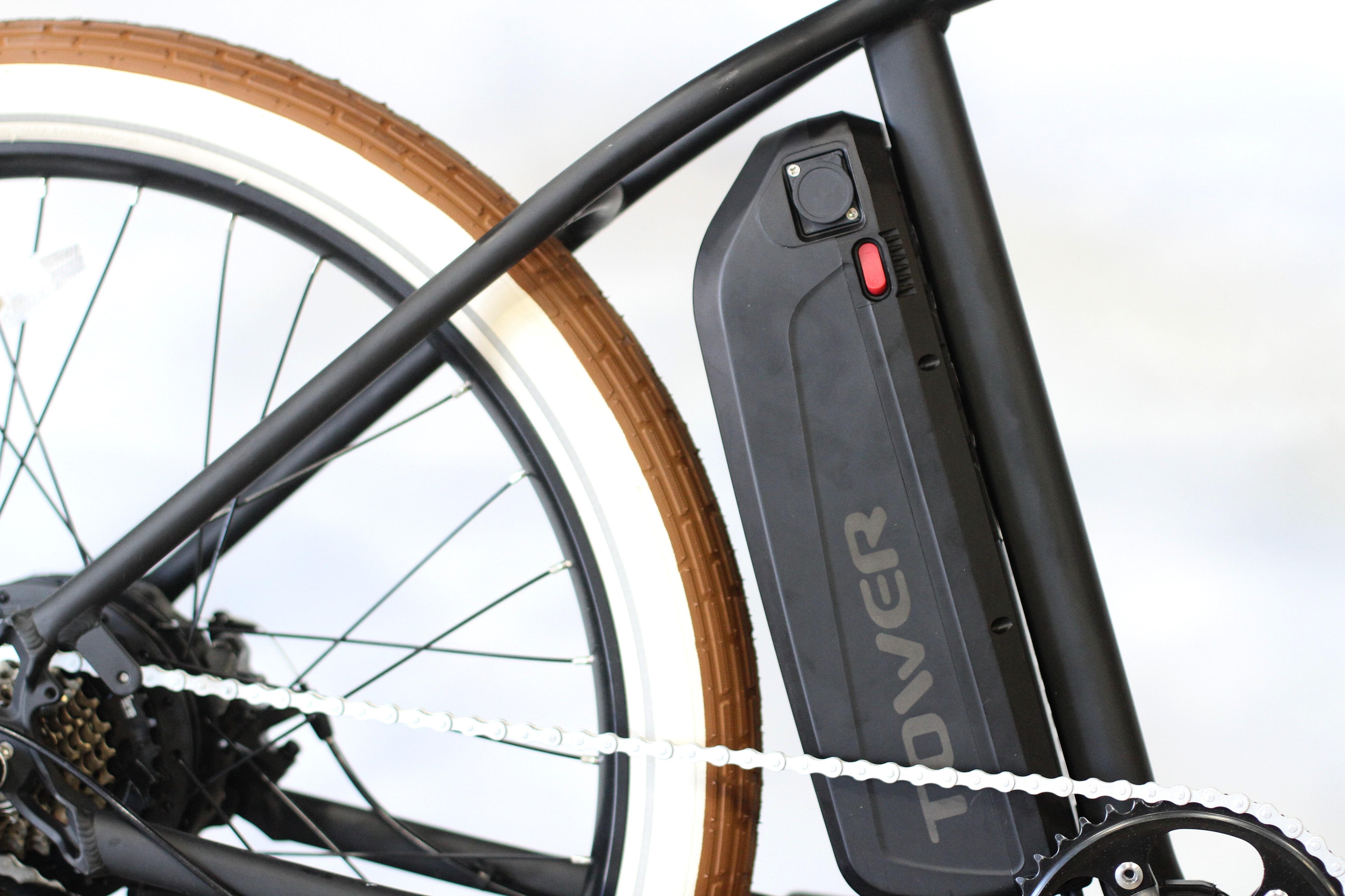Comment tester une batterie de vélo électrique?
